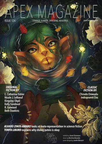 Cover of Apex Magazine #124